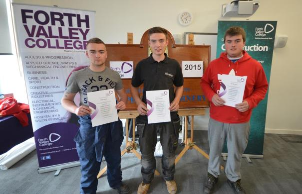 Scottish Association of Timber Trade Teachers (SATTT) Annual Carpentry & Joinery craft competition